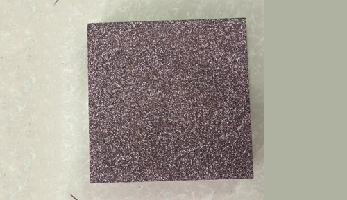 PC砖机:仿石砖制品外观质量及制品性能分